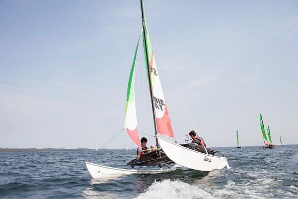 Séance Catamaran HobieCat +11 ans
