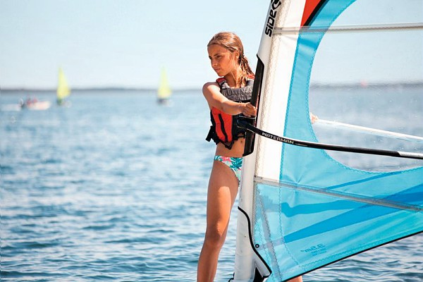 Stage 5j Windsurf 11/14 ans
