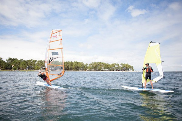 Stage 5j Windsurf +15 ans