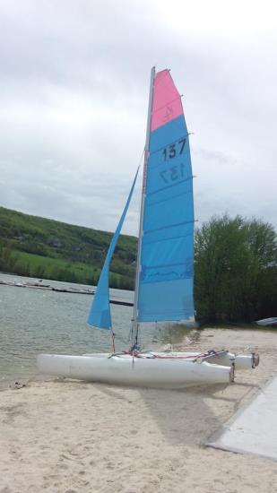 Location catamaran voile 3 places