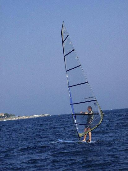 STAGE PLANCHE A VOILE PERF