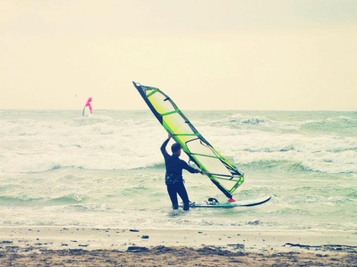 Windsurf 1 séance tous niveaux - Septembre