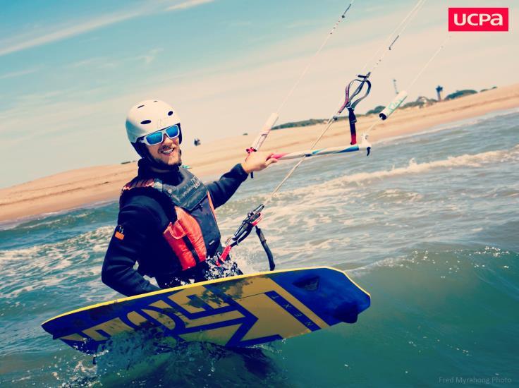 Kitesurf - Déb/Interm 4 jours