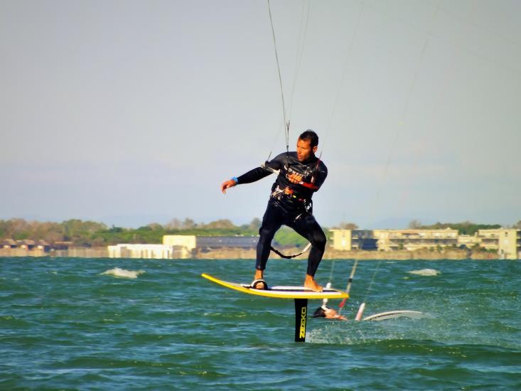 Kite FOIL 5 séances