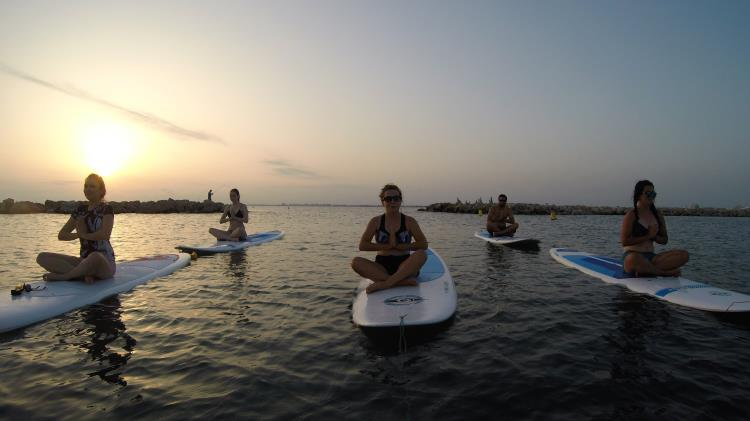 Yoga paddle 1 séance