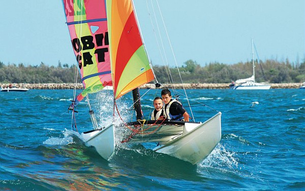 Catamaran-Avancé, 15ans+