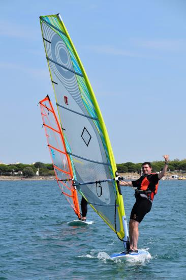 Windsurf-Avancé, Ecole de Mer