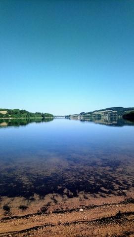 Visite estivale du barrage de Pannecière 2020