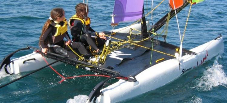 Stage Catamaran HC Advance débutant