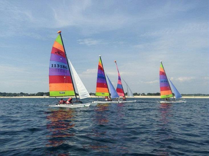 [STAGE] Catamaran Hobie Cat16 Perfectionnement