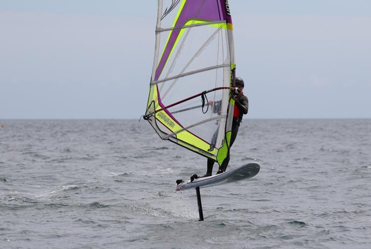 Ecole de foil : windsurf