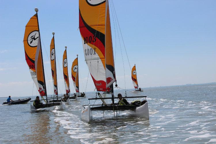 Stage Catamaran Junior Printemps/Automne