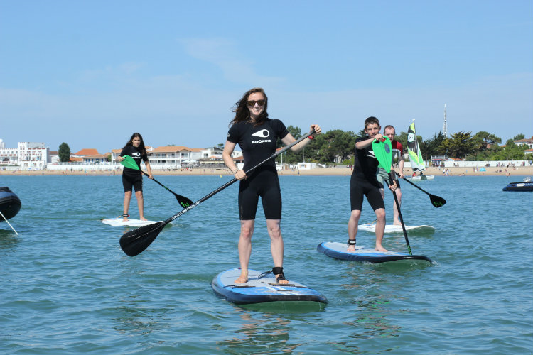Stage Stand Up Paddle 3 séances