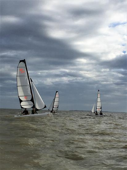 Stage mer - Catamaran jeune