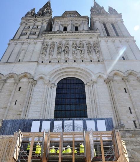 JEP 2019 - Laissez-vous conter ... Le portail de la Cathédrale