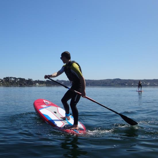 Stage STAND UP PADDLE - enfants - Après-midi