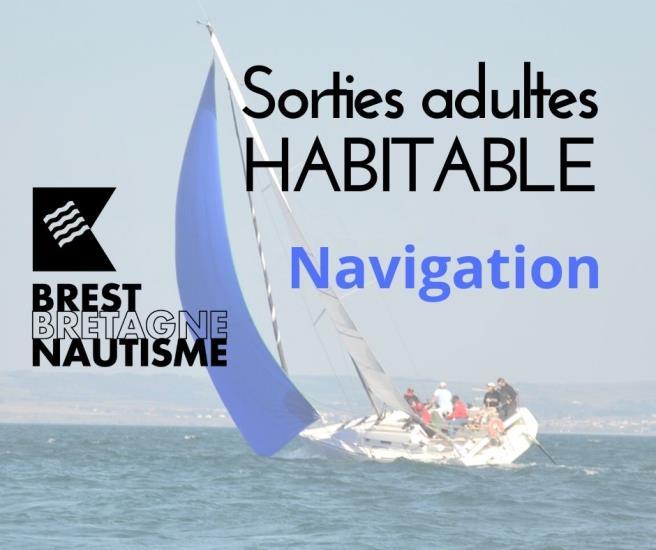Sorties adultes HABITABLE Navigation