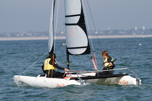 Catamaran Junior Initiation 10h00/12h15 2019