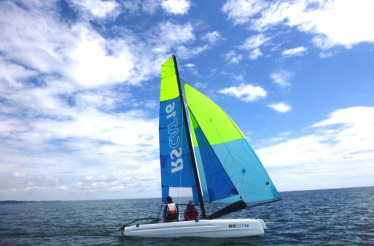 Catamaran Perf Adultes + de 18 ans 16h15/18h30  2019