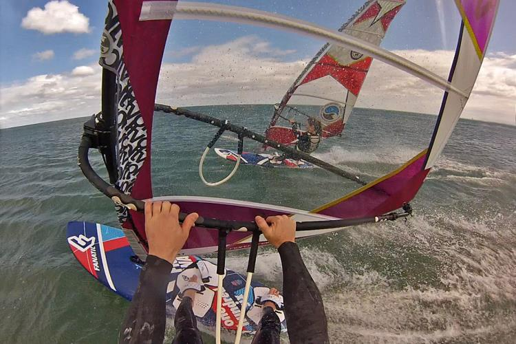 Windsurf coaching 1 heure