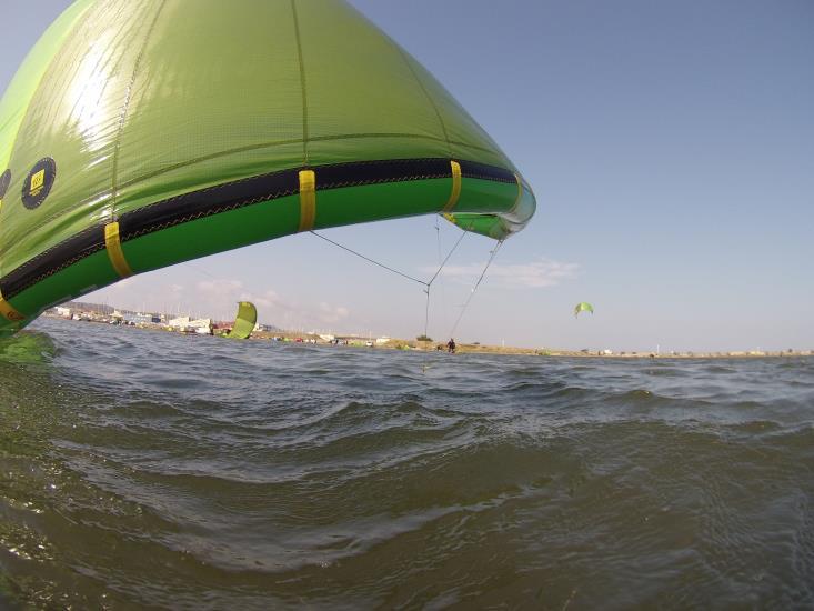 Kitesurf Location étang 1 session