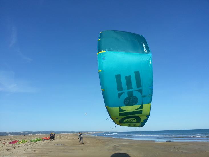 Kitesurf Location mer 1 session