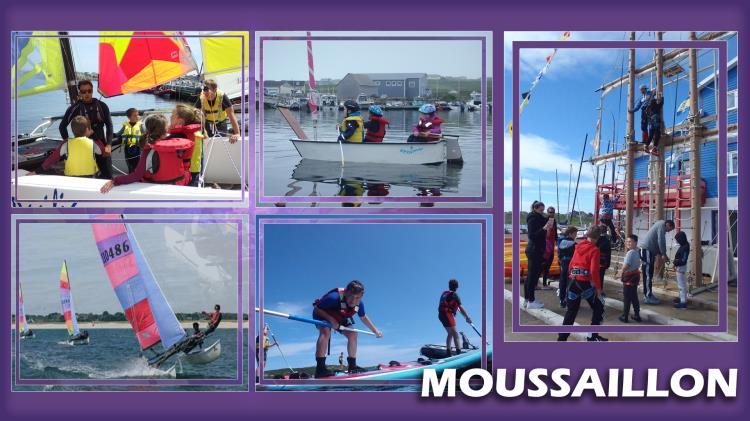 Mousaillons 13/15/16 et 17 juillet 2020