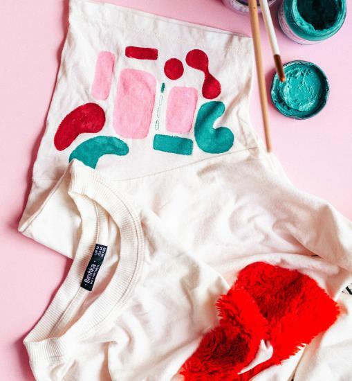 Atelier Créatif - Mon T-Shirt Phare