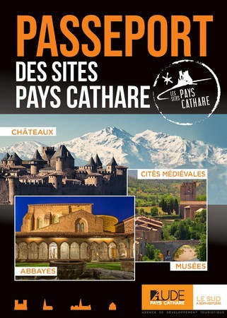 Passeport des Sites Pays Cathare