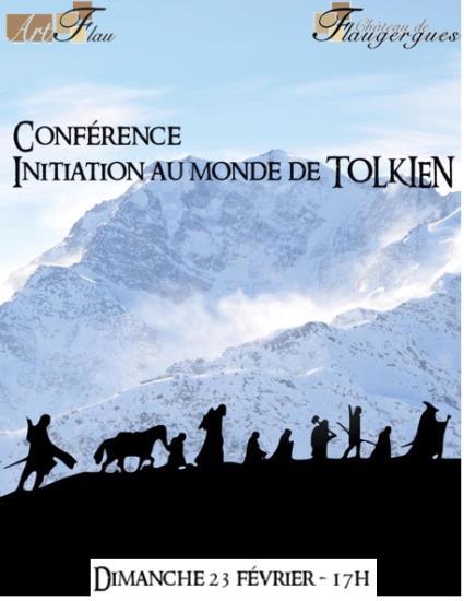 Conférence ? Initiation au monde de TOLKIEN