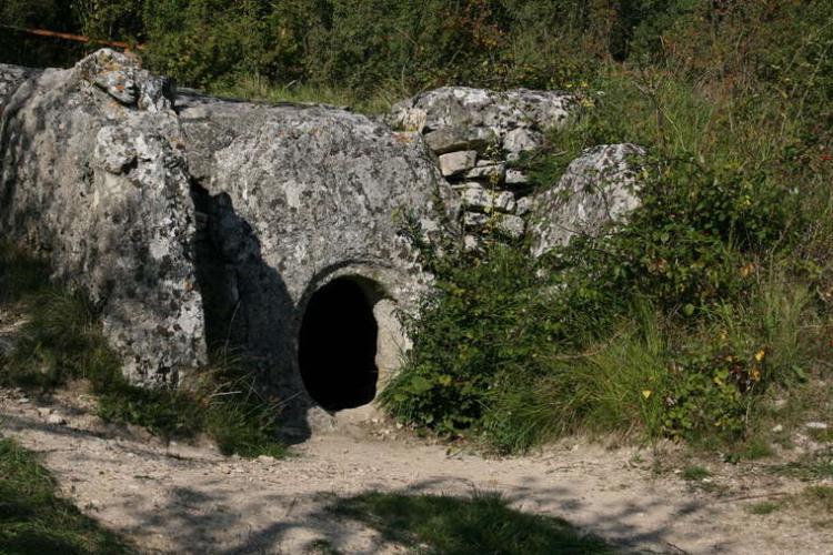 Quand nature rime avec culture : du site géologique de Vigny Longuesse au musée archéologique de Guiry en Vexin (rando pédestre 12 km)