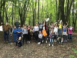 Rallye nature en forêt
