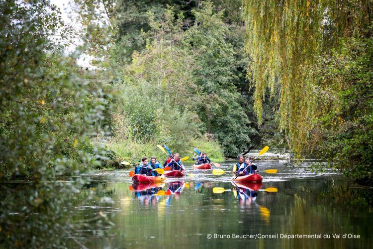 Découverte Natura 2000 en kayak