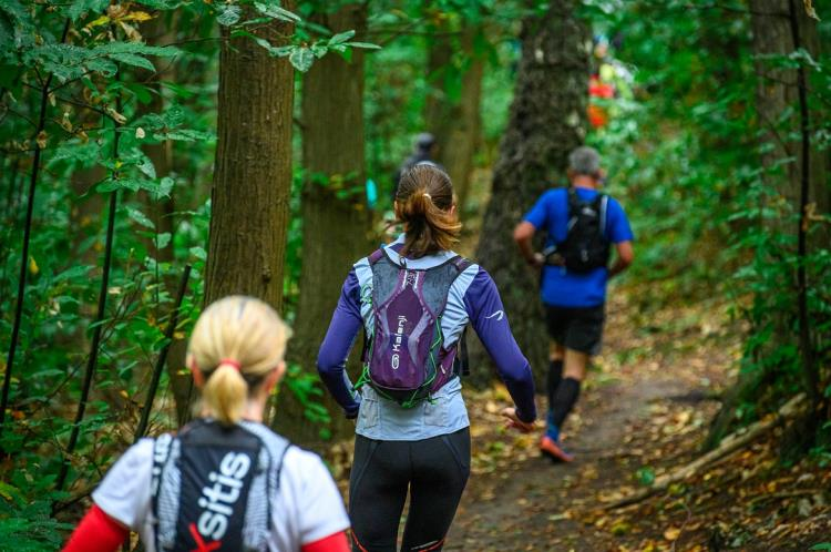 Trail 10 km en forêt