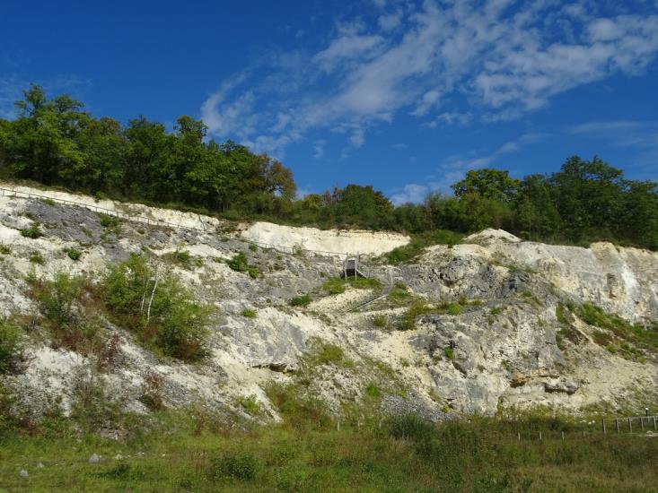 Méditation et géologie