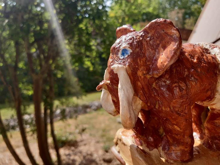 """Atelier enfant 7 - 12 ans """"La symbolique de l'animal"""" - Mardi 29 octobre"""
