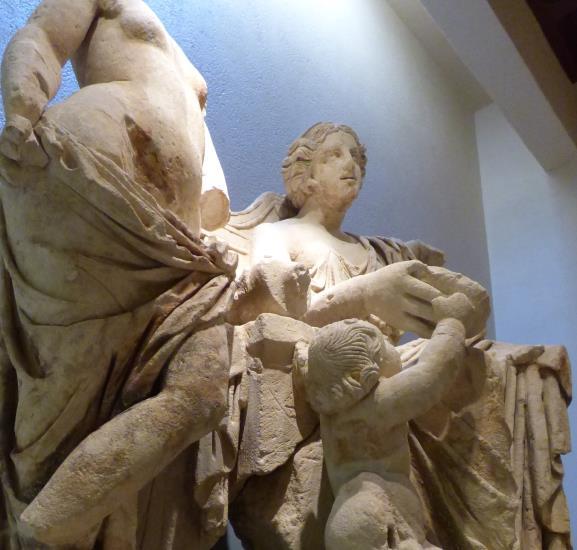 Visite commentée autour de l'Antiquité - Samedi 21 septembre