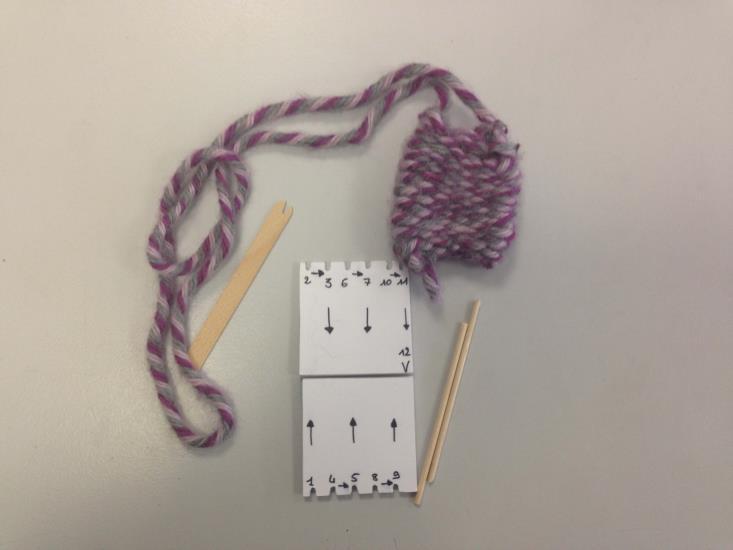 """ANNULE // Atelier enfant """"Tissage de la laine de mouton"""" - 7-12 ans - mardi 7 avril"""