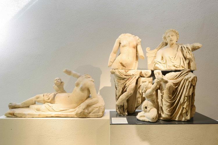 Visite commentée pour famille : découverte des collections antiques et du site archéologique de Genainville - dimanche 23 août 2020