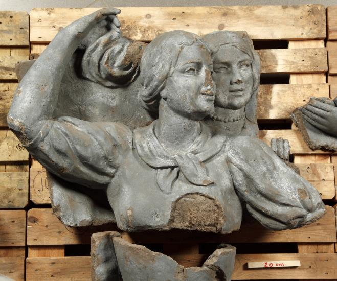 FETE DE LA SCIENCE - La découverte des statues soviétiques