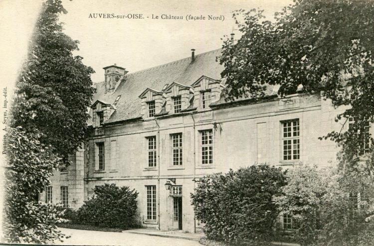 Visite commentée historique sur le Domaine du Château d'Auvers