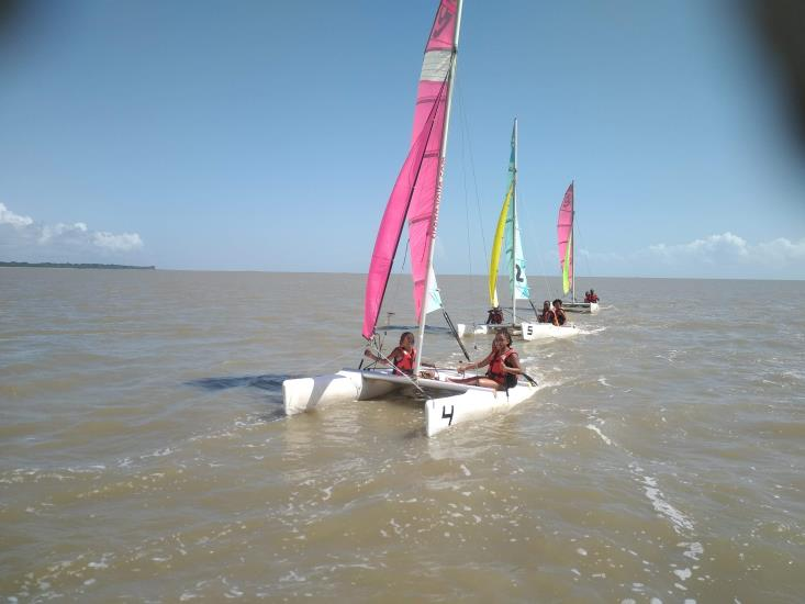 Stage Catamaran Initiation