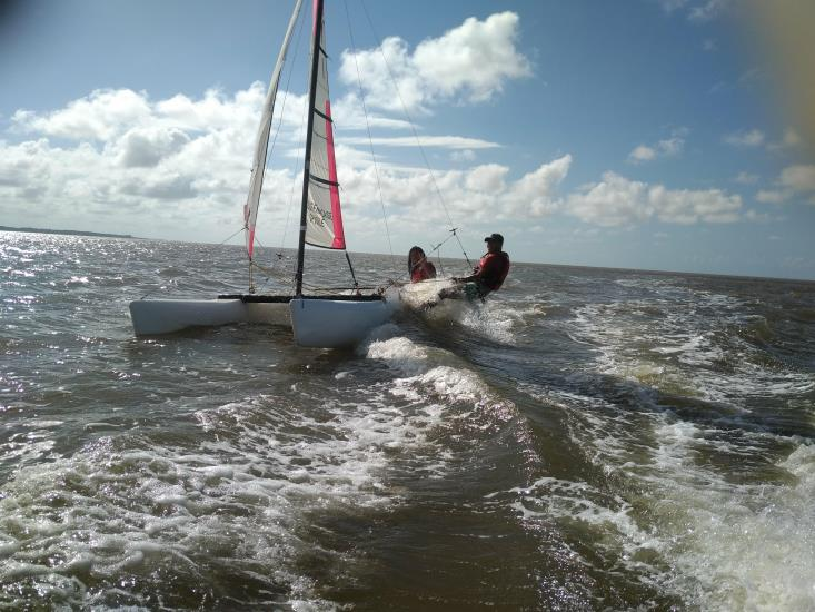 Stage Catamaran Perfectionnement