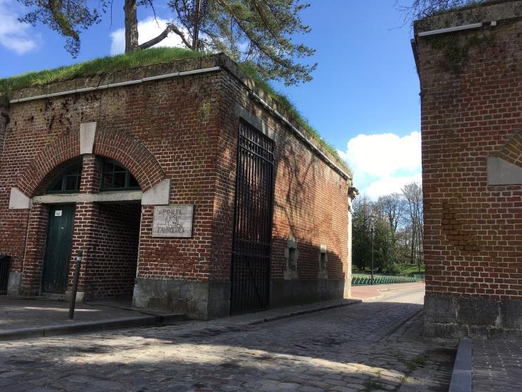 La rando-guidée de la ville aux 4 portes