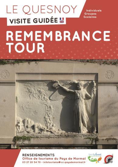 Remembrance Tour Le Quesnoy
