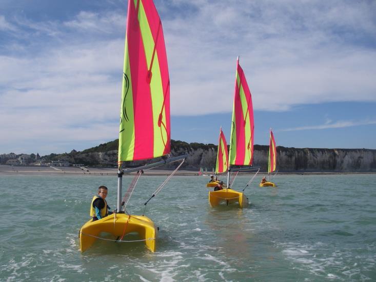 Funboat - Stage à VEULETTES-SUR-MER (2020)