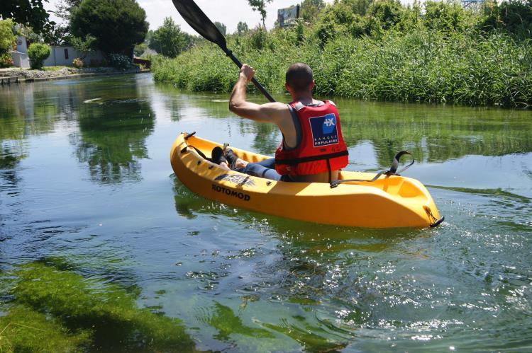 Kayak rivière - Séance découverte au départ de PALUEL