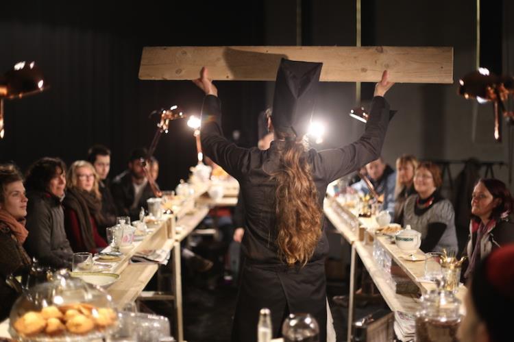 Le Petit déjeuner Festival Roanne Table ouverte