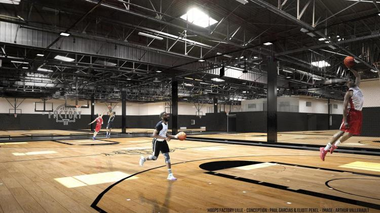 Camp de basket