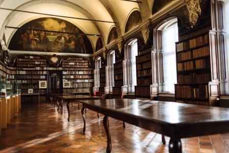 Bibliothèque des Jésuites